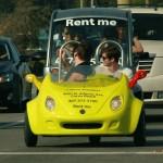 Как взять напрокат авто за границей