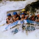 Рафтинг для начинающих, сплав по горным рекам
