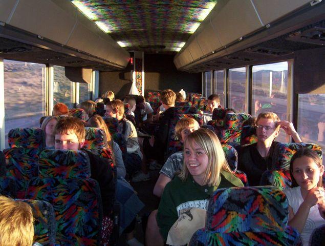 Что взять в автобусный тур