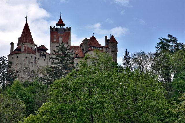 Самые старые замки мира