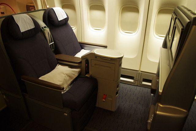 Фото бизнес класса в самолете