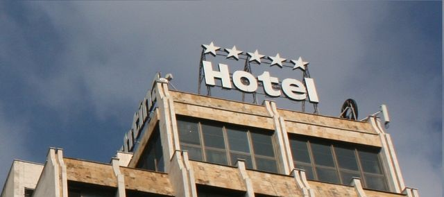система звезд отелей