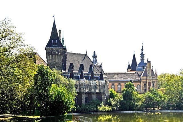 Красивые города в венгрии