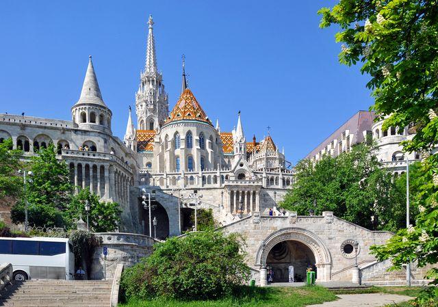 Туристическая Венгрия