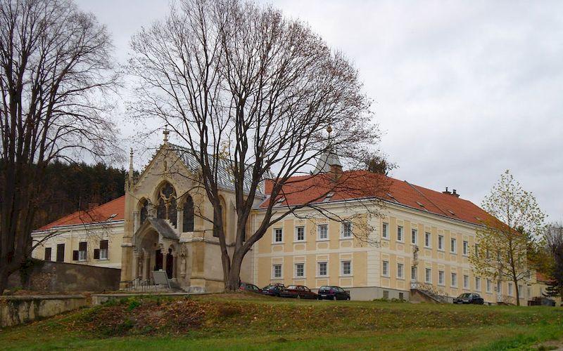 Старейший замок Майерлинг