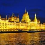 Самые красивые города Венгрии