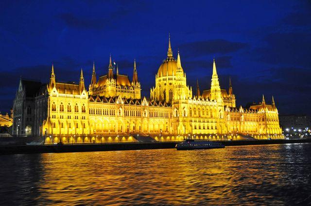 Будапешт - самый красивый город Венгрии