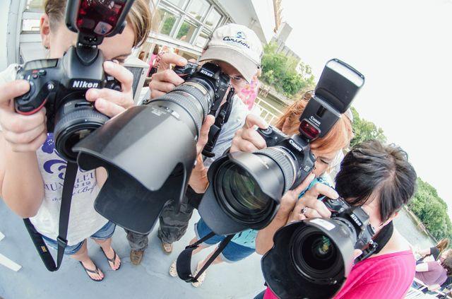 Как фотографировать достопримечательности