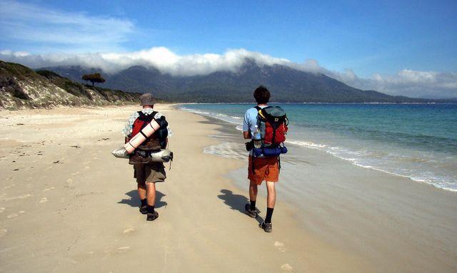 Пешие туристические походы