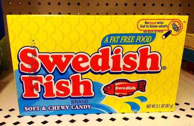 Что привезти из Швеции