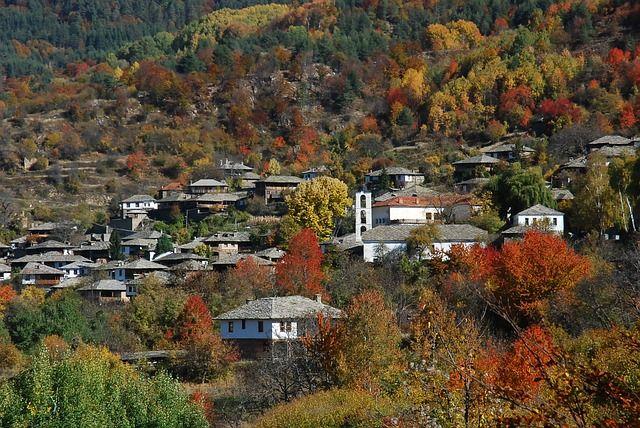 Курортные города Болгарии