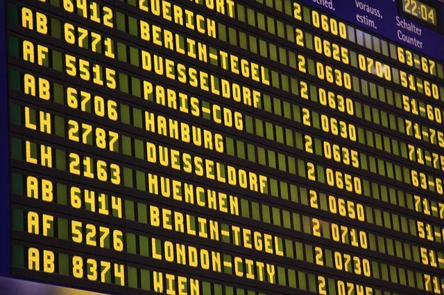 Что нужно делать в аэропорту