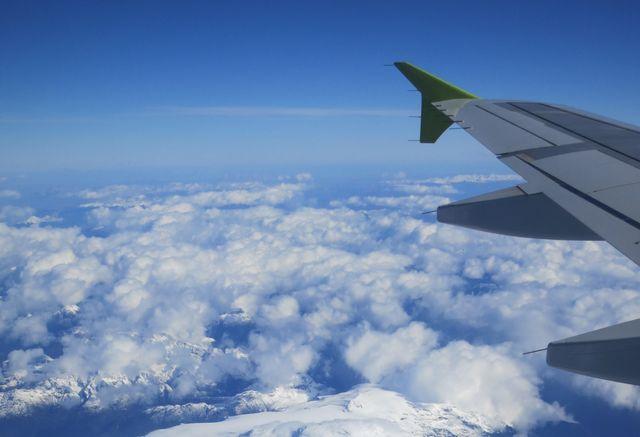 Турбулентность самолета