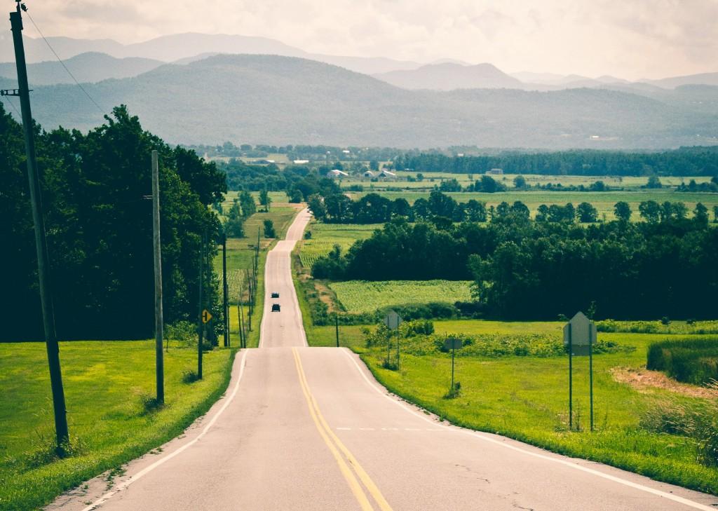 Длинная дорога