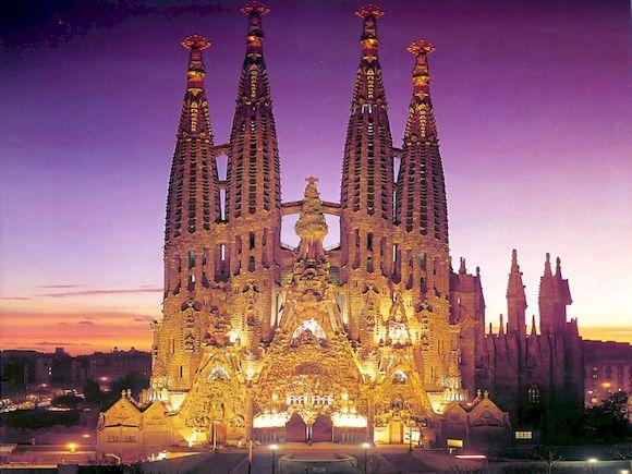 Собор Святого Семейства, самые красивые храмы мира, фото