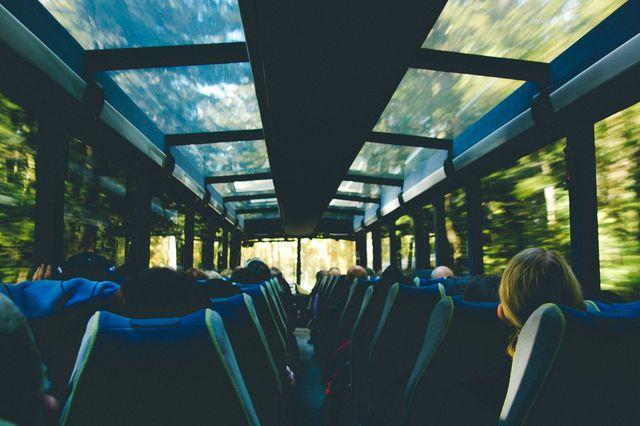 Туристический транспорт