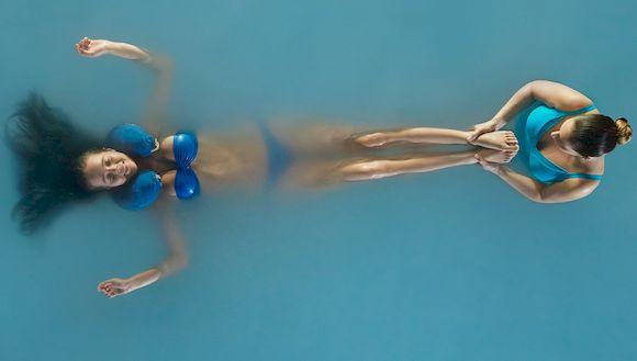 Голубая лагуна, фото