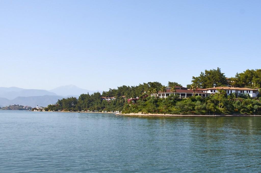 Отель в Турции