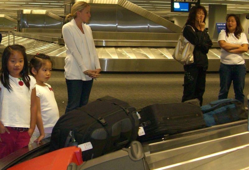 Потеряли багаж