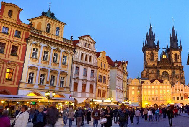 Лучшие экскурсии по Праге