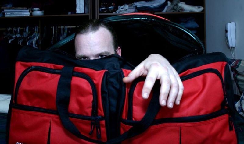 Большой вес багажа