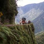 Самые опасные дороги мира — видео