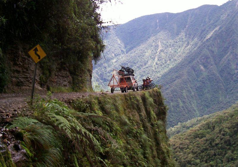 Самая опасная дорога в мире