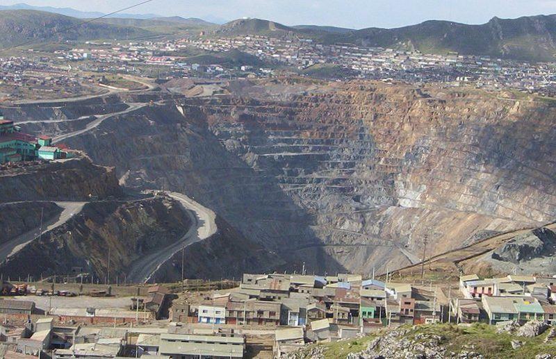 Ла Ринконада, Перу