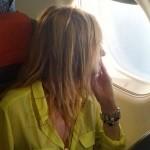 Как сберечь здоровье в самолёте?