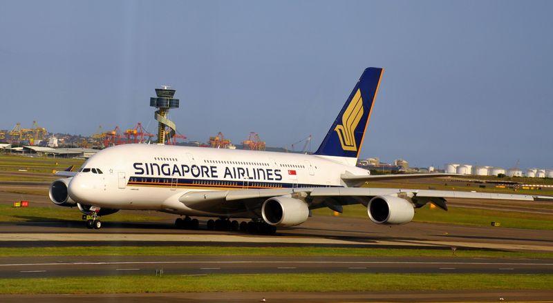 Сколько весит самолёт Airbus A380