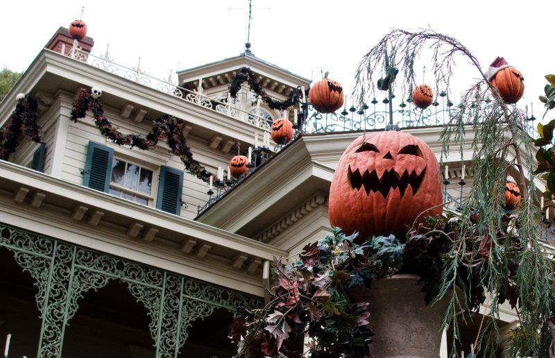 Где провести Хэллоуин