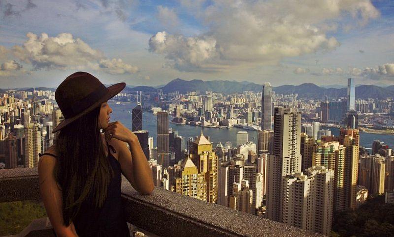 Гонконг - один из самых жарких городов мира