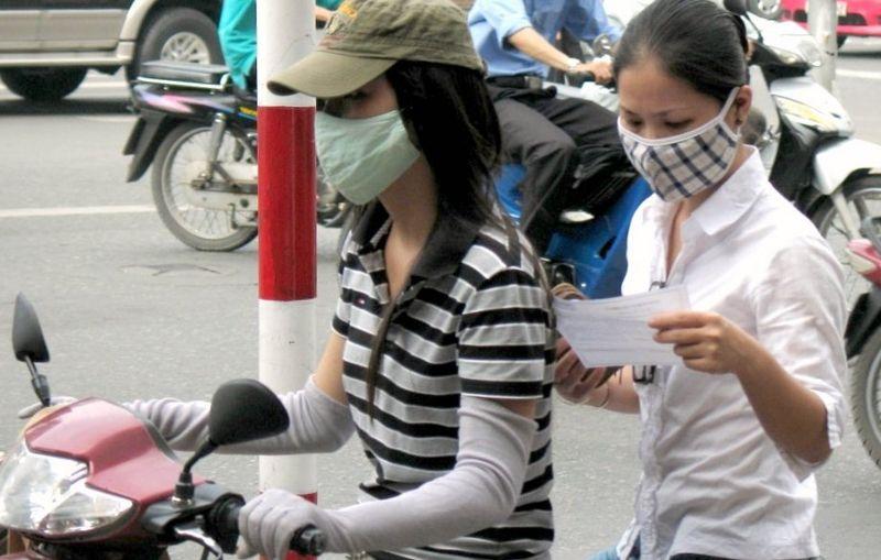 Опасность инфекции в Азии