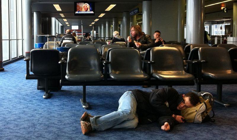 Что делать, когда отменён рейс