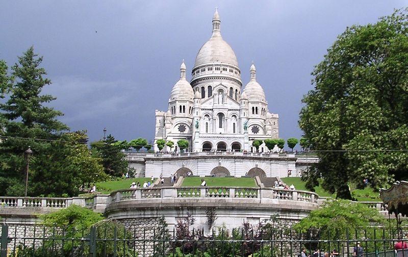 Сакре Кёр, Париж