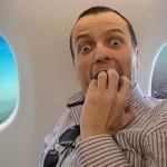 Как преодолеть страх перед полётом (аэрофобию)?