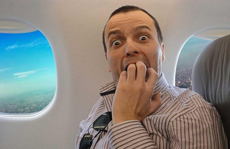 Страх перед полётом