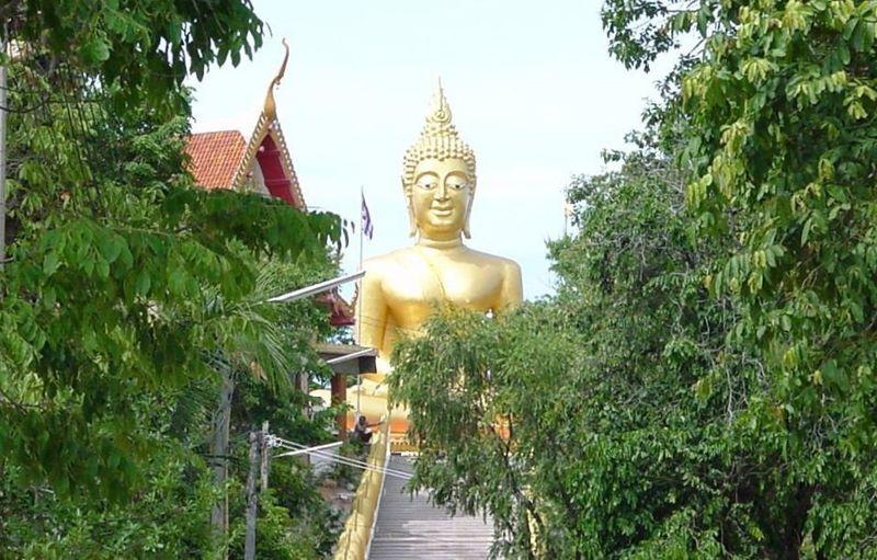 Будда в Паттайе, Таиланд