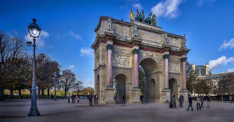Как посмотреть Париж за 3 дня