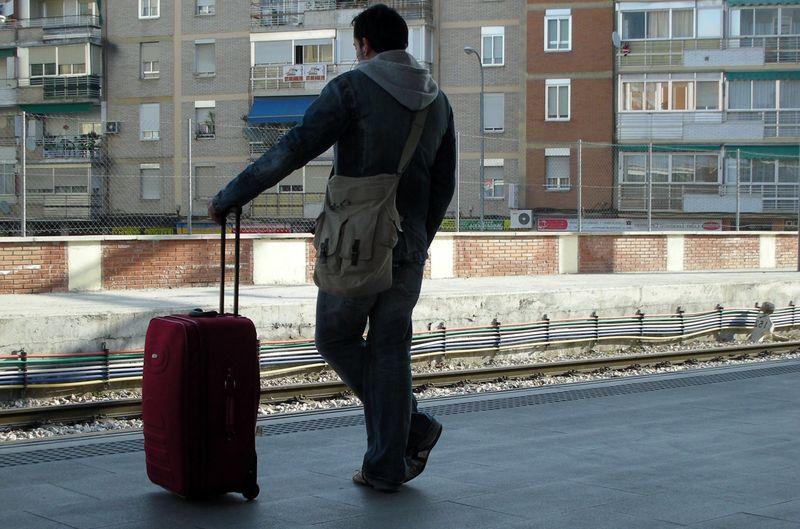 Рюкзак или чемодан
