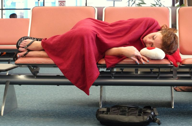 Как сократить время ожидания в аэропорту