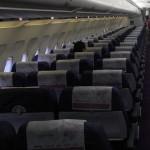 Самые безопасные места в самолёте