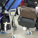 Стоимость перевеса багажа в самолёте