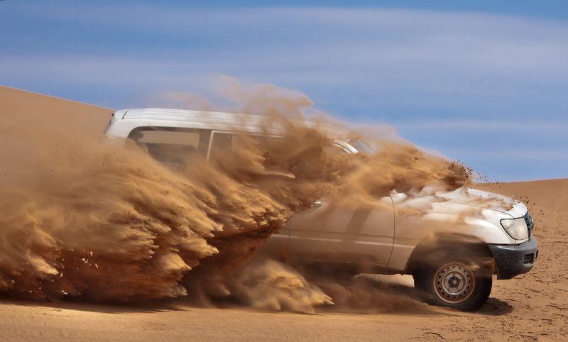 Как добраться до Египта на машине