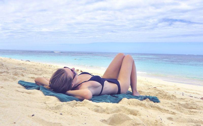 Египетский пляж