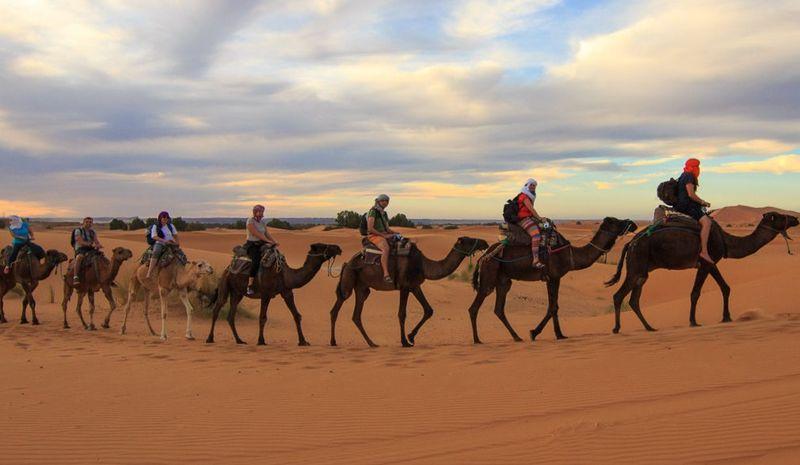 Как добраться до Египта без самолёта