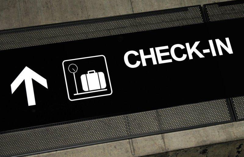 Как пройти электронную регистрацию на самолёт