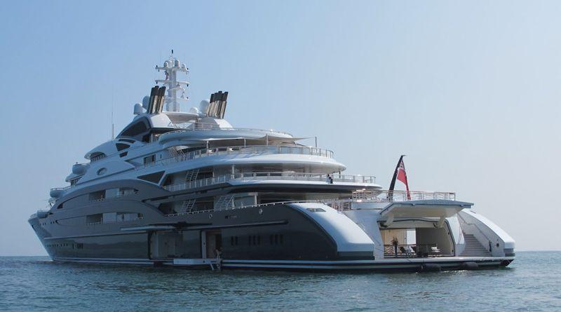 Serene - одна из лучших яхт для кругосветного путешествия