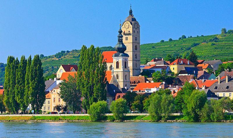 Австрия - одна из самых безопасных стран мира