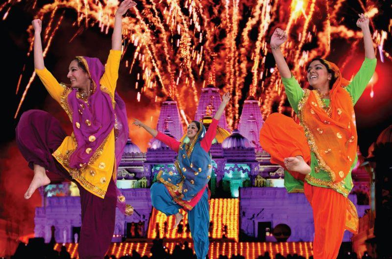 Как отмечают Новый год в Индии